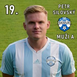 19. PETR SILOVSKÝ