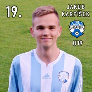 KARPÍŠEK U19